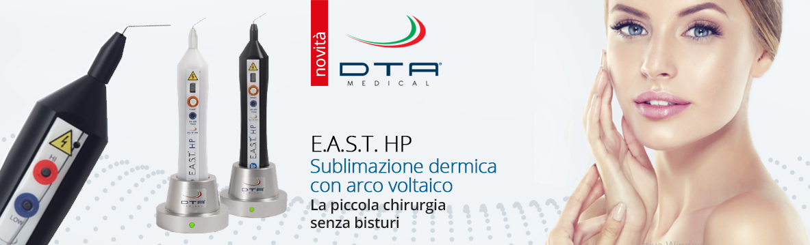 E.A.S.T. HP Elettrical Arc Sublimation Therapy
