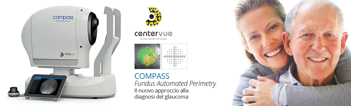 COMPASS Fundus Automated Perimetry
