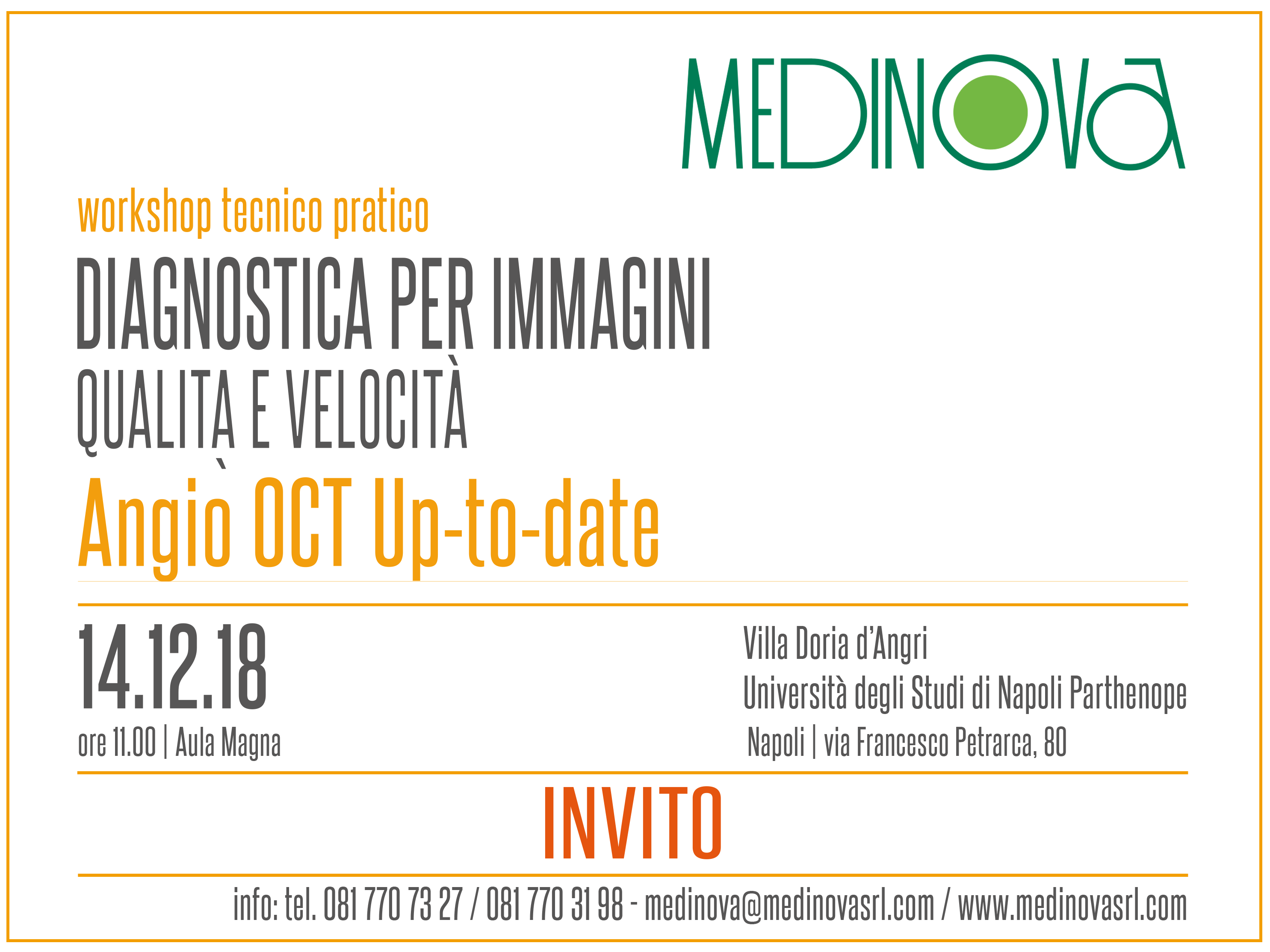 workshop Angio OCT Up-to-date